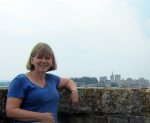Tracy in Avignon