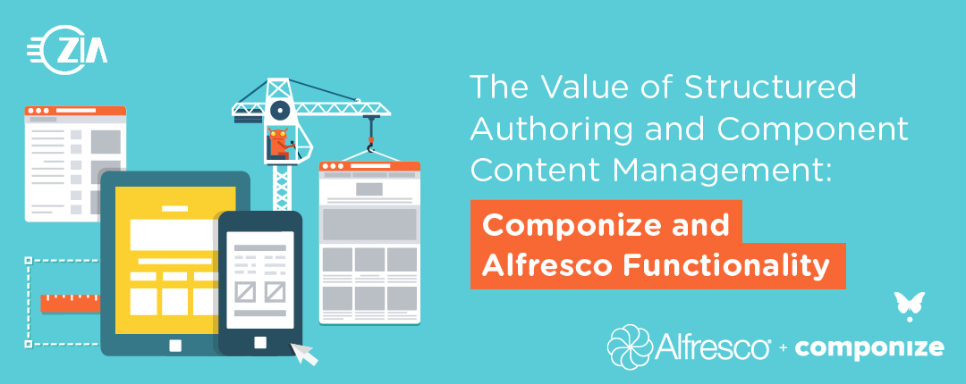 The Value of Structured Authoring and Component Content Management